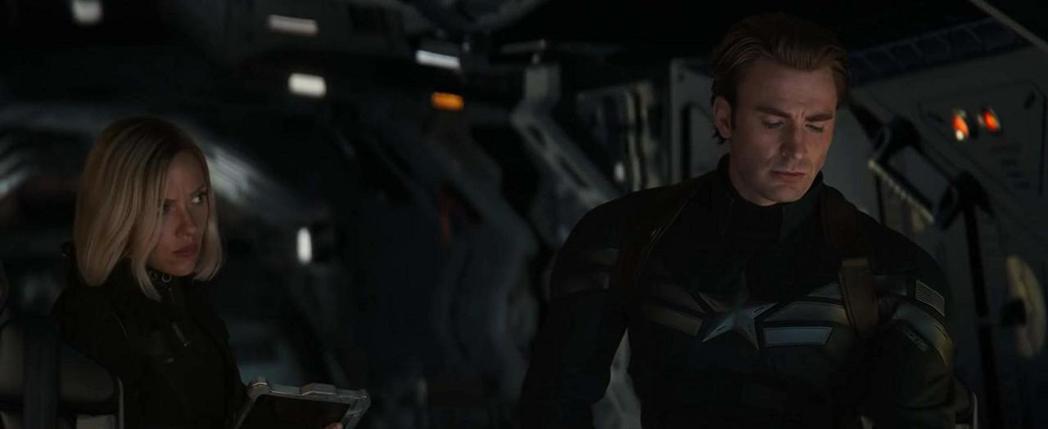 美國隊長與黑寡婦在「復仇者聯盟:終局之戰」都會有重要的份量。圖/摘自imdb