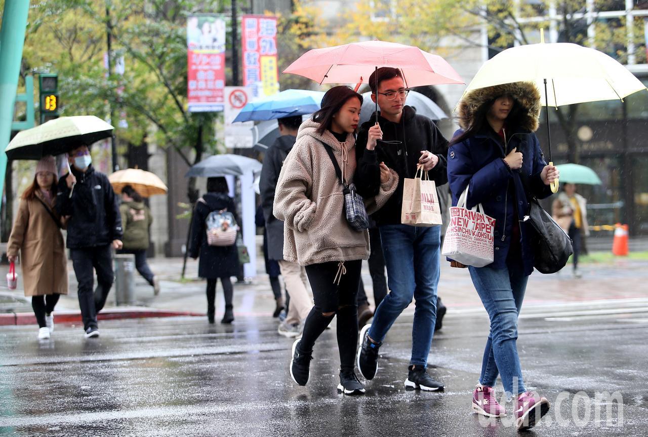 要變天了!吳德榮:今天愈晚愈冷 週末北台灣降至13度