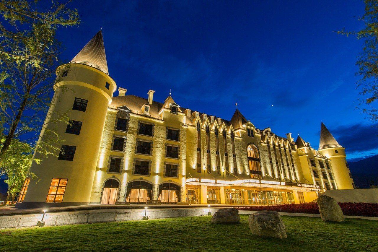 台灣的飯店指數降價。圖/天成飯店集團提供