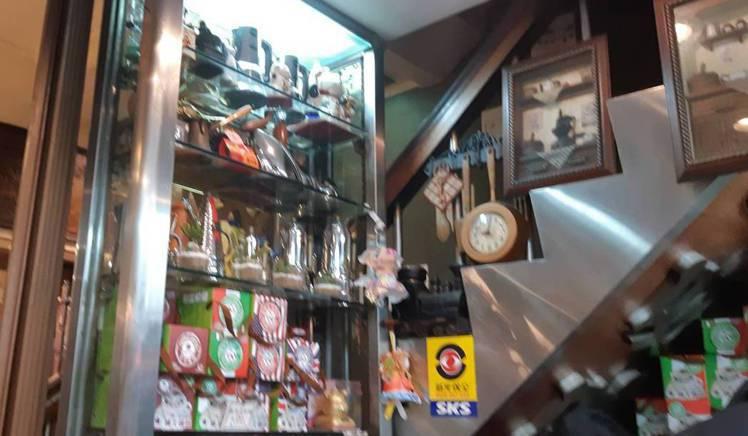 蜂大咖啡是西門町懷舊咖啡店。圖/讀者提供