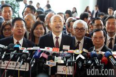影/韓國瑜帶領市府團隊 與香港簽下逾24億合約