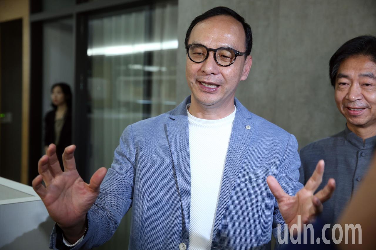 韓被動出場/朱辦:黨要說清遊戲規則