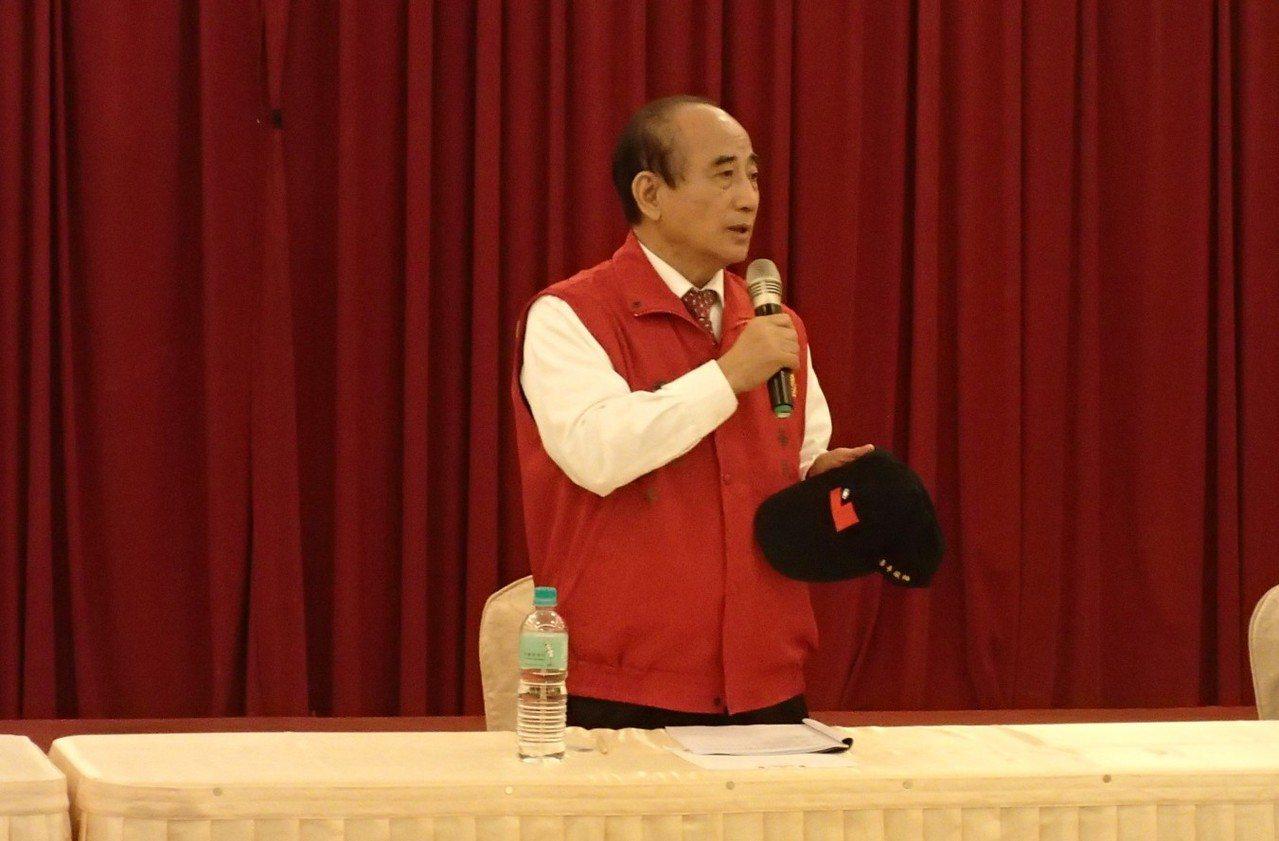 參選總統民調低?王金平回應「我是最強候選人!」