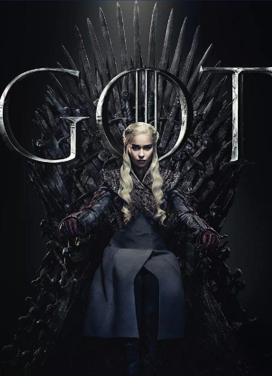 「冰與火之歌:權力遊戲」最終季首播是全球億萬觀眾矚目的大事。圖/摘自HBO