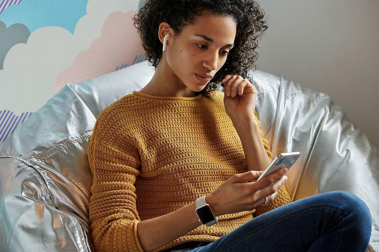 蘋果本周發表第二代無線耳機AirPods,成為熱門討論話題。歐新社