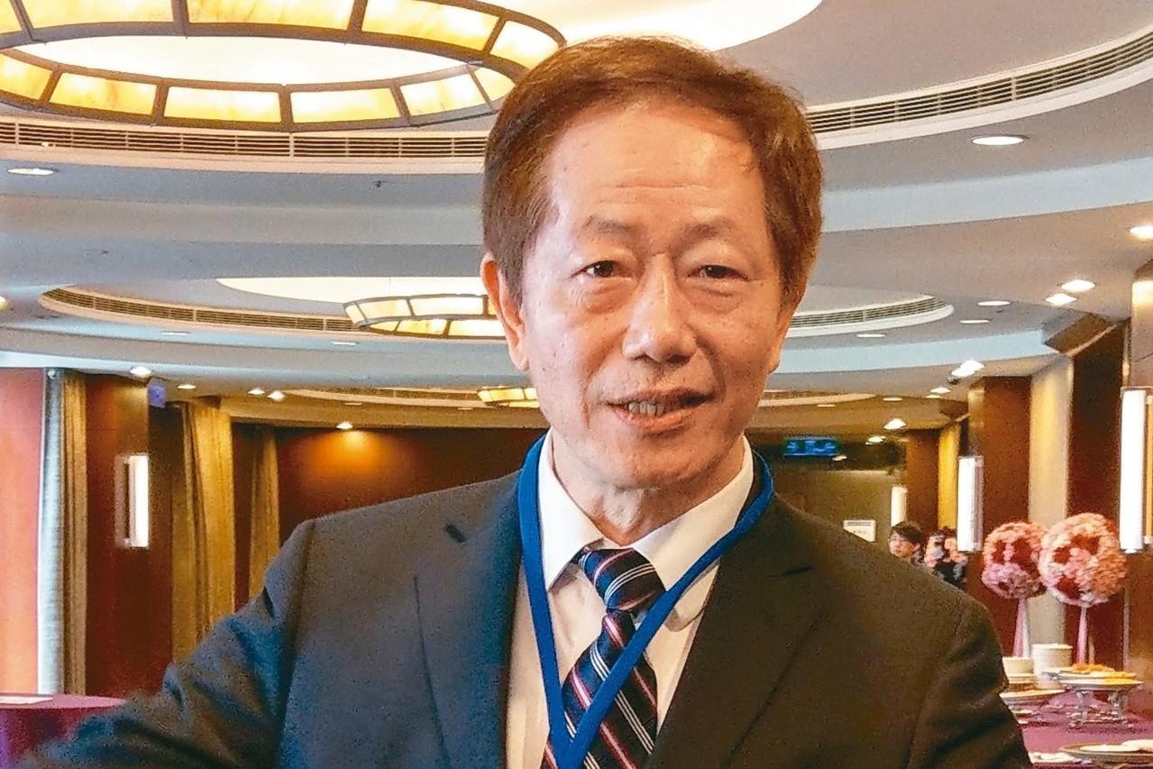 台積電董事長劉德音。 記者鐘惠玲/攝影
