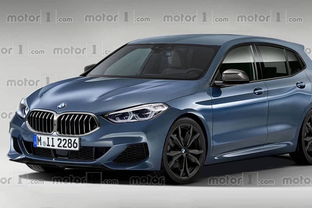 BMW前驅新勢力 第三代1 Series預約秋季報到!