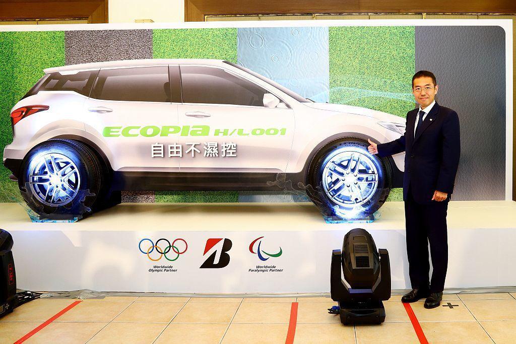 普利司通ECOPIA H/L001不僅涵蓋台灣眾多主流熱銷休旅車,同時也維持親民的價格策略。 記者張振群/攝影