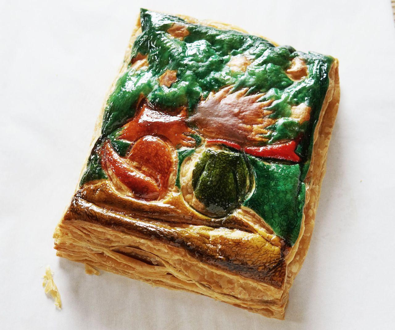 吃書節首辦在台灣 「小王子」可食書體驗知識的美味