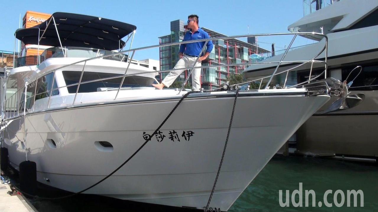 嘉信遊艇為台灣市場量身打造的Monte Fino T66 VIP新船「伊莉莎白號...