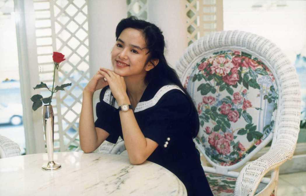 葉蘊儀曾經紅到日本,在台灣與香港也有大批影迷。圖/報系資料照片
