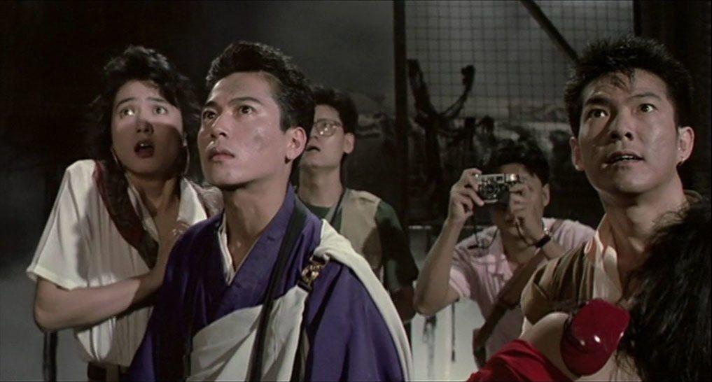 「孔雀王」在台上映曾經過一番波折、延宕了兩年多。圖/摘自wanderingkai...