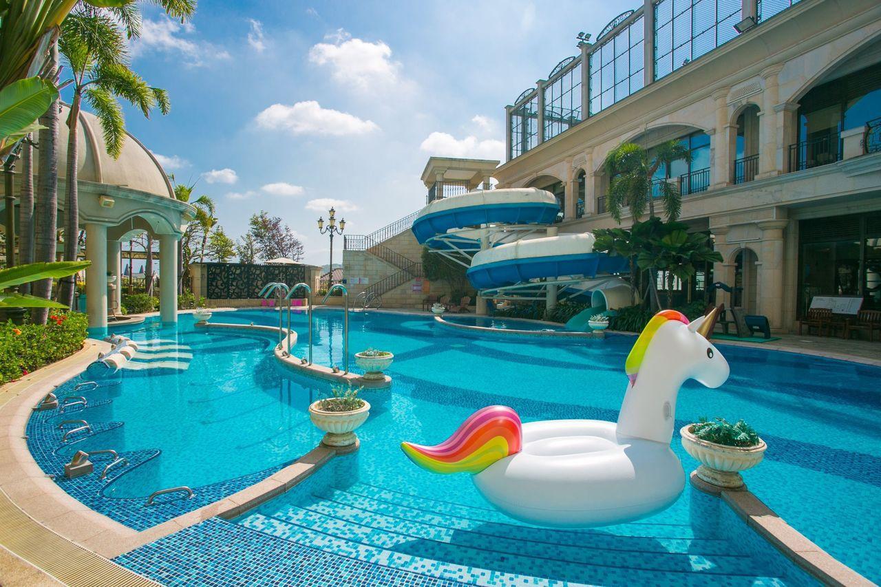 義大皇家酒店和天悅飯店,歡慶義大世界9週年推好康優惠。圖/義大皇家酒店提供