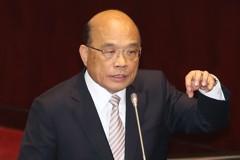 「中國鮑」襲台 蘇貞昌:若不當傾銷要限制進口