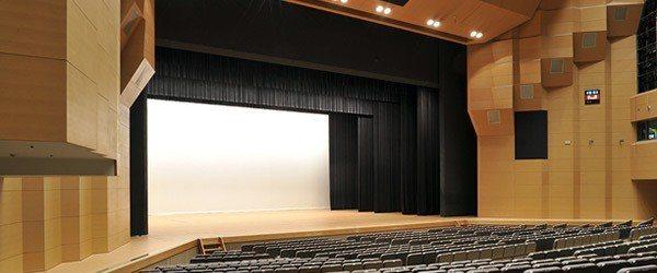 日本「全日本管樂大賽」每年固定在名古屋會議場「世紀音樂廳」舉辦。 圖/翻攝自名古...