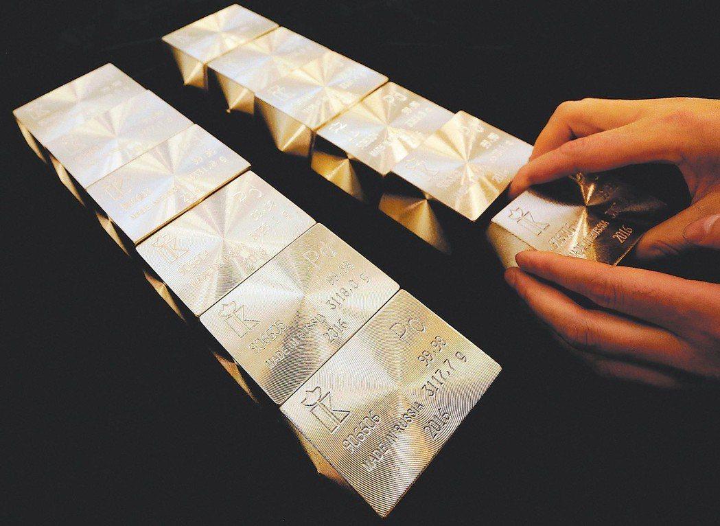 鈀金(palladium)去年已經超越黃金,成為四種主要貴金屬中價格最昂貴的一種...
