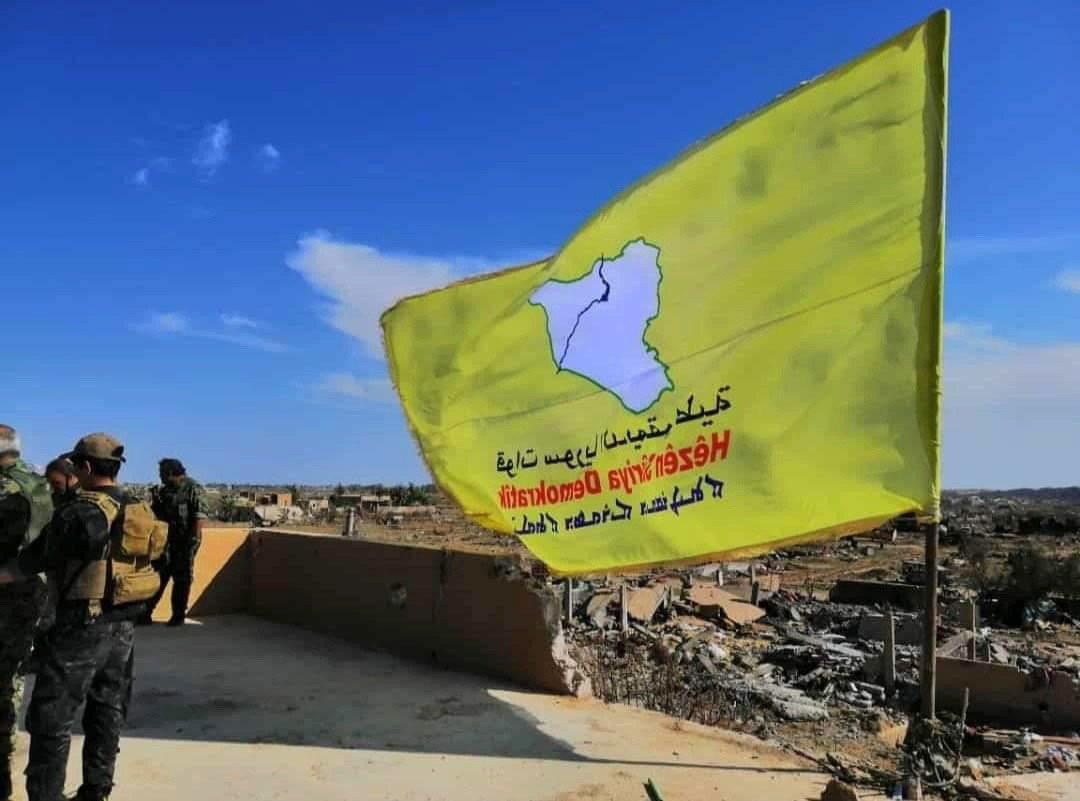 敘利亞民主軍23日宣布收復激進組織「伊斯蘭國」(IS)在敘利亞境內的最後據點巴古...