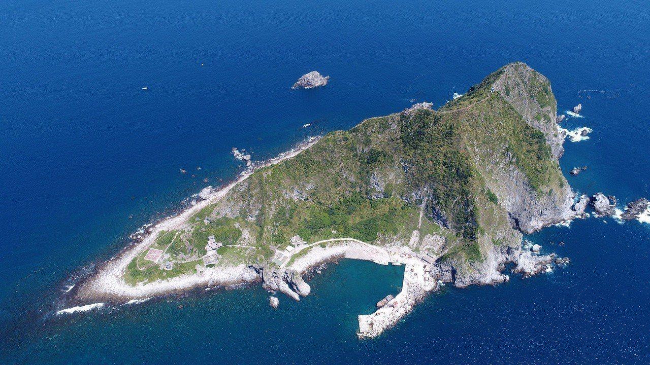 基隆嶼原本在2018年傳出將重新開放登島,但延至今年暑假才開放。圖/基隆市政府提...