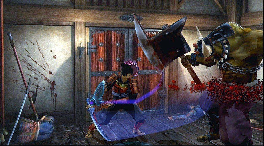 之前才推出HD高畫質的《鬼武者》可說是PS2時代相當有名的動作遊戲。