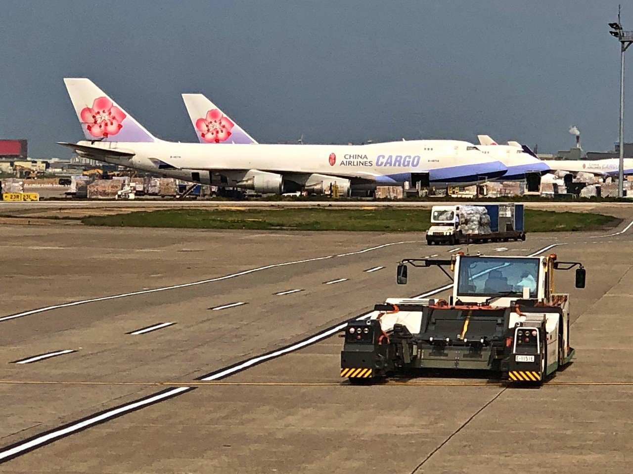 帛琉從台灣搭華航直飛4小時就可抵達。記者魏妤庭/攝影