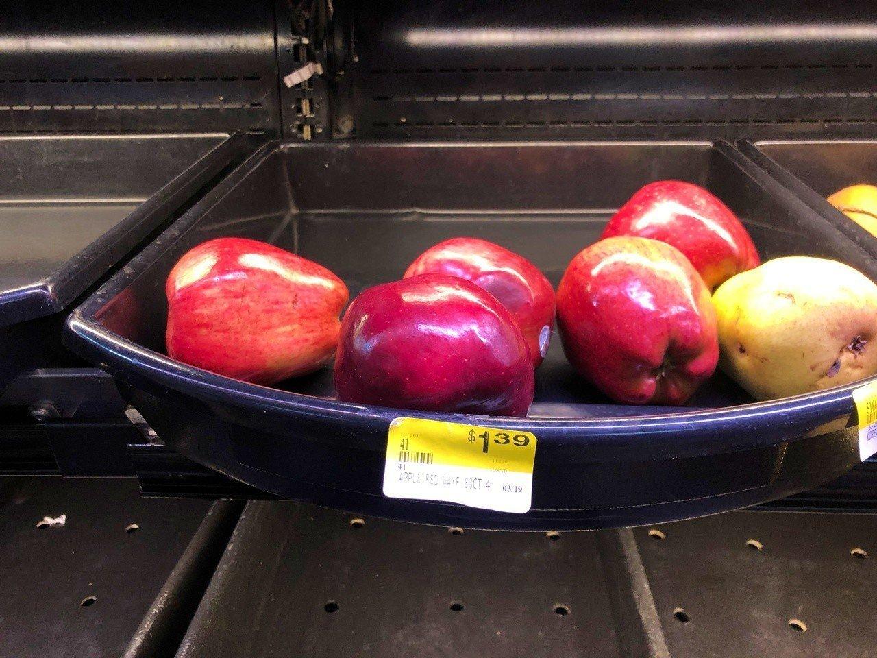 帛琉大多數食品都是進口,價格相當高昂。記者魏妤庭/攝影