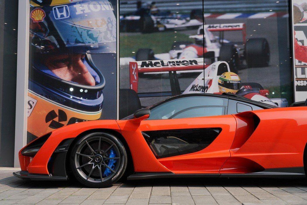 McLaren Taiwan將自3/21至3/29,於McLaren台北與高雄展...