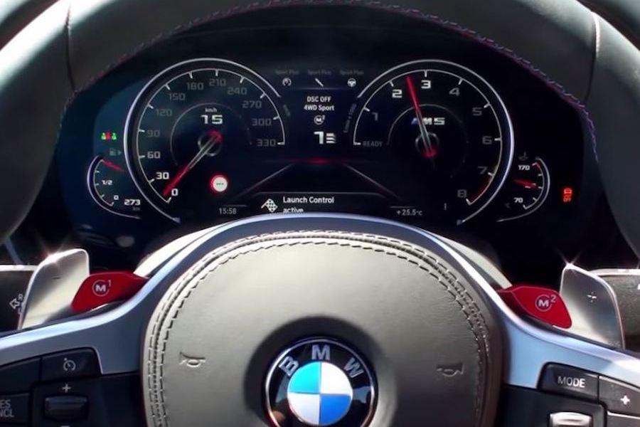 0-100km/h加速如何才能快人一等 BMW解釋給你聽
