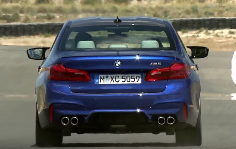 截自BMW影片