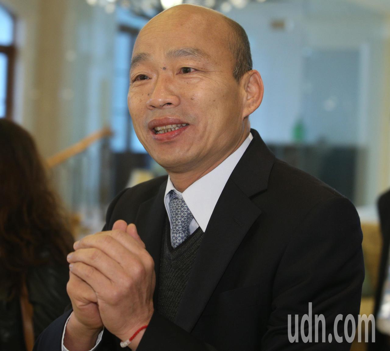 高雄市長韓國瑜今天表示,市府很想引進賽馬場,但牽扯到法律、市民能不能接受以及議會...
