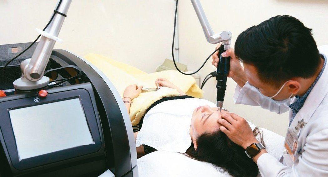 台灣醫療水準受國際肯定,但國際醫療服務產值卻在亞太地區敬陪末座。 圖/聯合報系資...