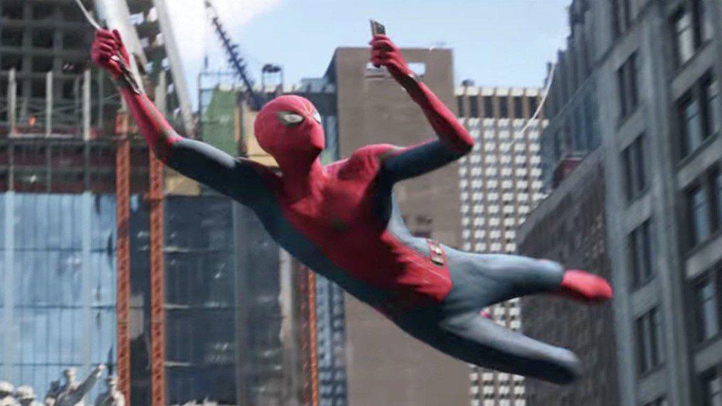 「蜘蛛人:離家日」將讓蜘蛛人前往歐洲探險。圖/摘自推特