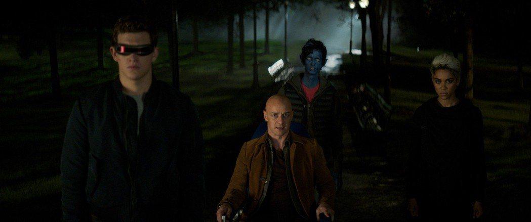 「X戰警:黑鳳凰」將會讓「X戰警」系列電影正式畫下句點。圖/福斯提供