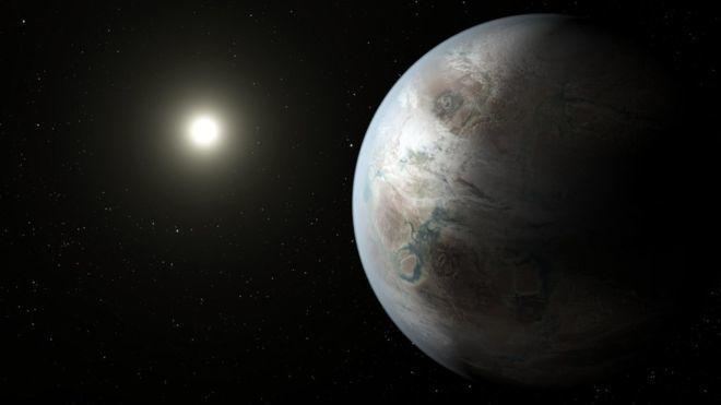 根據巴黎天文台,科學家發現的系外行星總數已破4000大關。(擷自BBC網站)