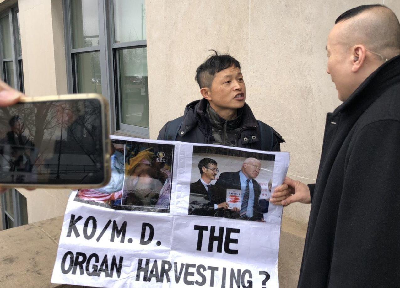台灣國主任陳峻涵也獲得民間機票贊助,強調要在美國「如影隨形」抗議柯文哲。不過七天...