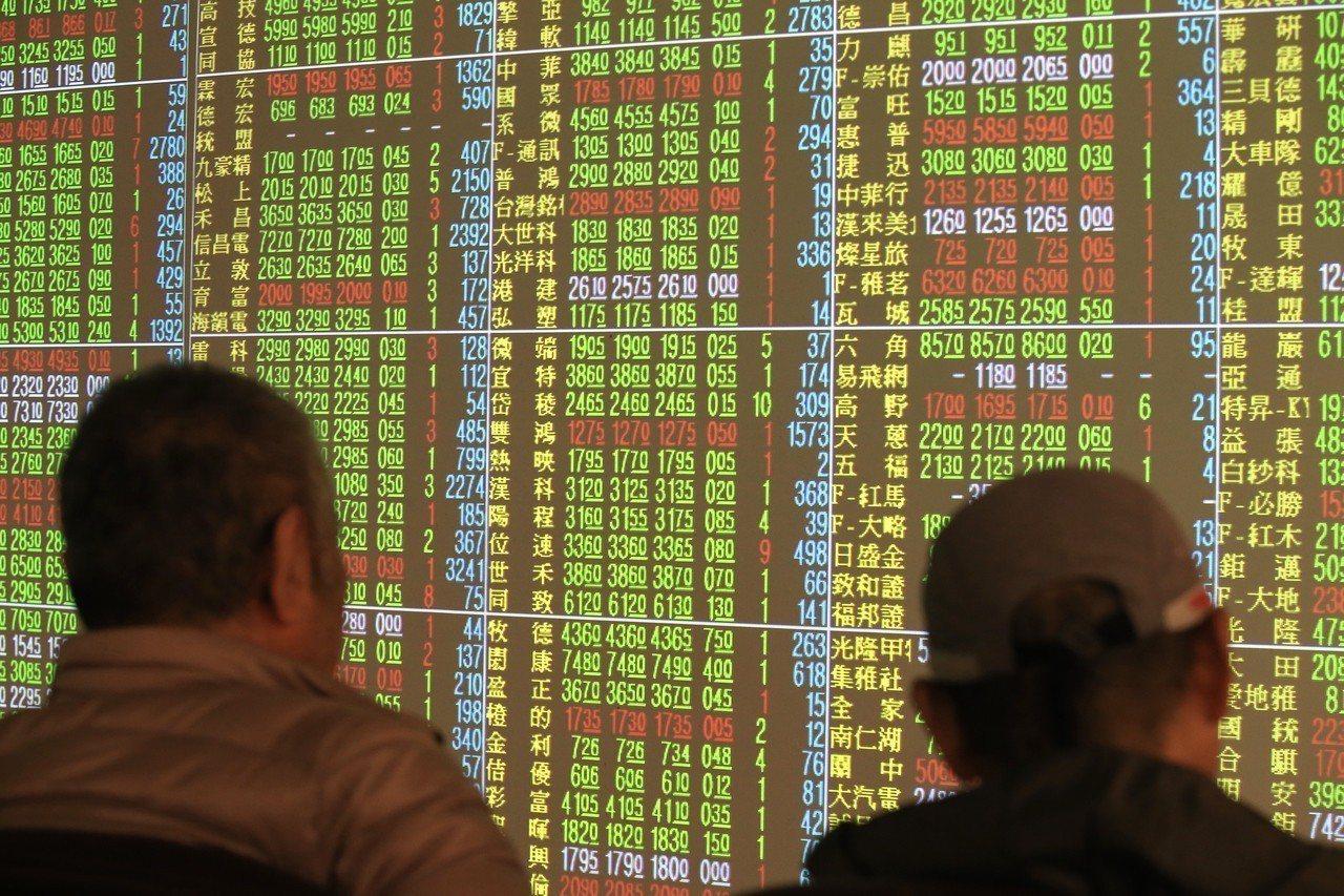 市場憂經濟衰退,歐美股全面重挫,對台股短線形成壓力。記者林伯東/攝影