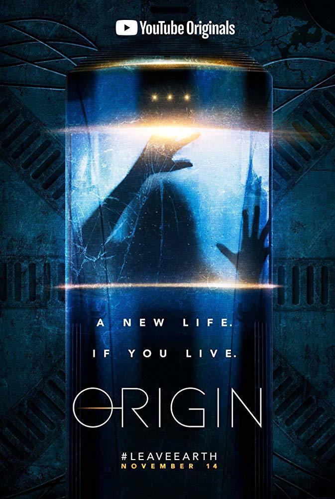 科幻戲劇「起源」(Origin)。圖/擷自IMDb
