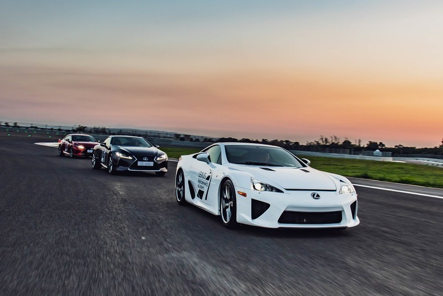 LFA後繼車? 高性能F休旅? 來看Lexus International執行副總怎麼說