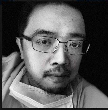 麻醉科醫師邱豑慶。圖擷自圖擷自邱豑慶臉書