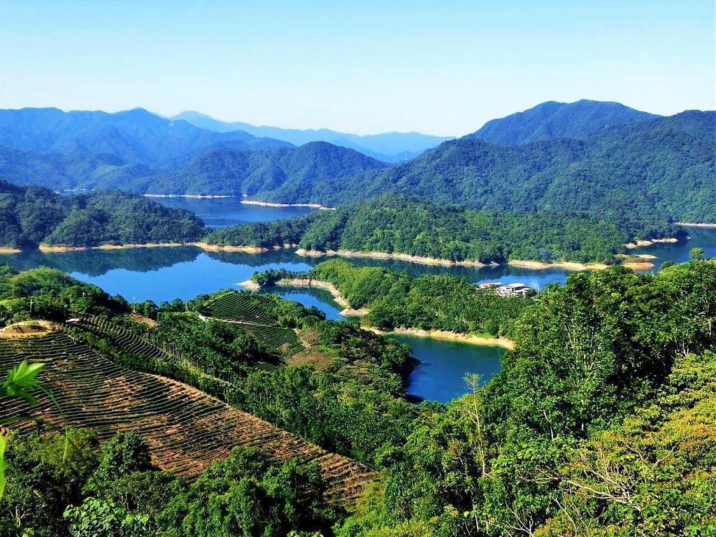 ▲春遊景點推薦-石碇千島湖。(圖/Tripbaa趣吧!亞洲自由行專家)
