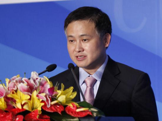 中國人民銀行副行長潘功勝。照片/金投網