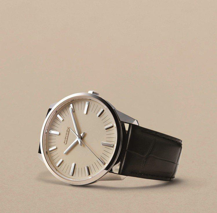 星辰Caliber 0100系列腕表,18K白金表殼,全球限量100只,約53萬...