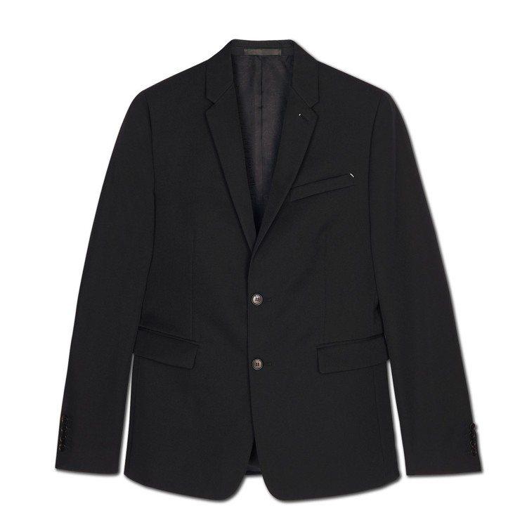 Berluti春夏迷你系列黑色羊毛西裝外套,約95,500元。圖/Berluti...