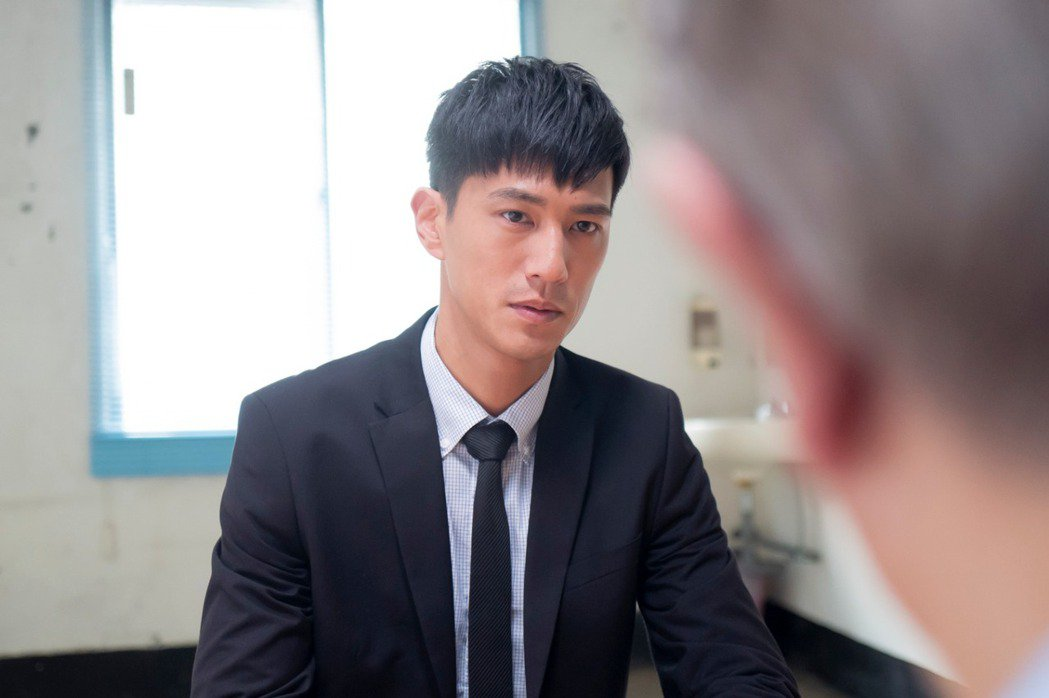 鍾承翰新戲「最佳利益」將上檔。圖/凱渥提供