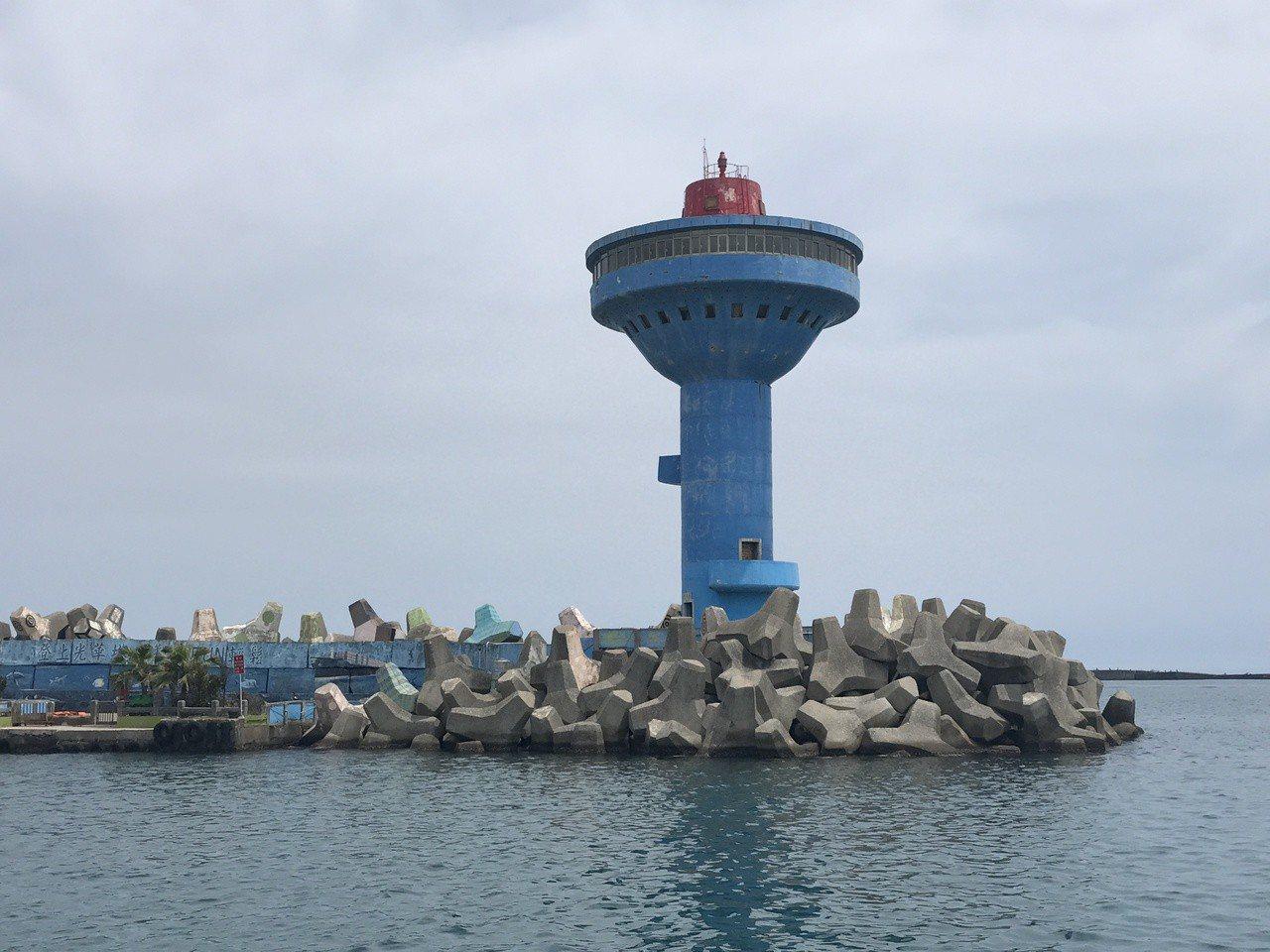 基隆市港要推Water taxi水上計程車遊港。記者吳淑君/攝影