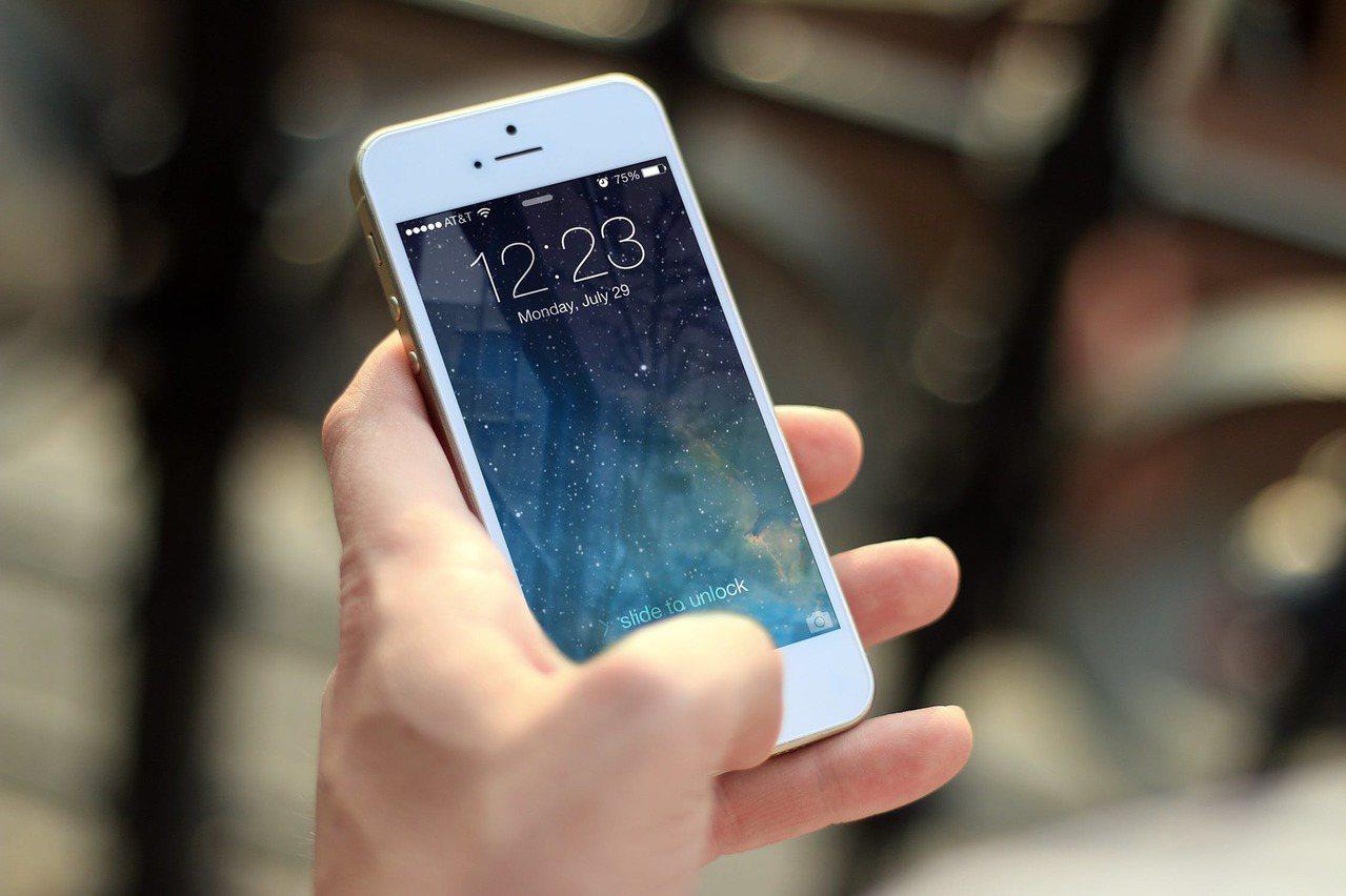 常常一直看手機嗎?圖/摘自 pexels
