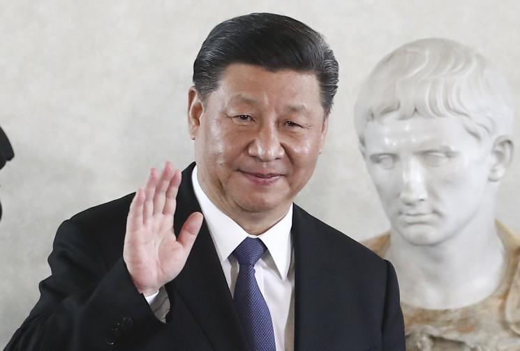 中國大陸國家主席習近平。 中新社