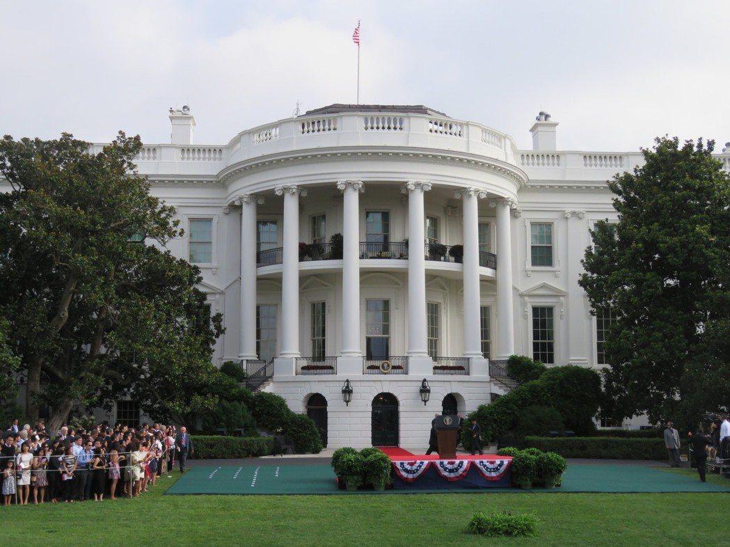美國白宮也曾出錯,把習近平當成「中華民國總統」。 圖/聯合報系資料照片