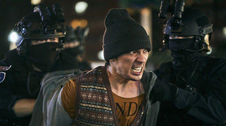 《我們與惡的距離》林哲熹為了拍片與警方起衝突_公視提供