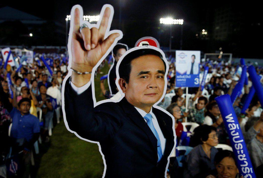 嚴格來說,PPRP的大勝跟總理帕拉育個人沒有太大關係,而是選舉策略應用得宜。 圖...