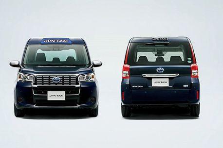 就算是營業車也要趨近完美!Toyota針對JPN TAXI進行細節改進
